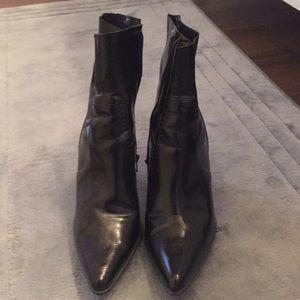 Shoes - Dark brown boot 7 1/2